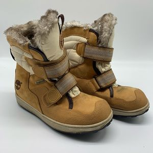 Timberland Thermolite Snow Boot Faux Fur Lined